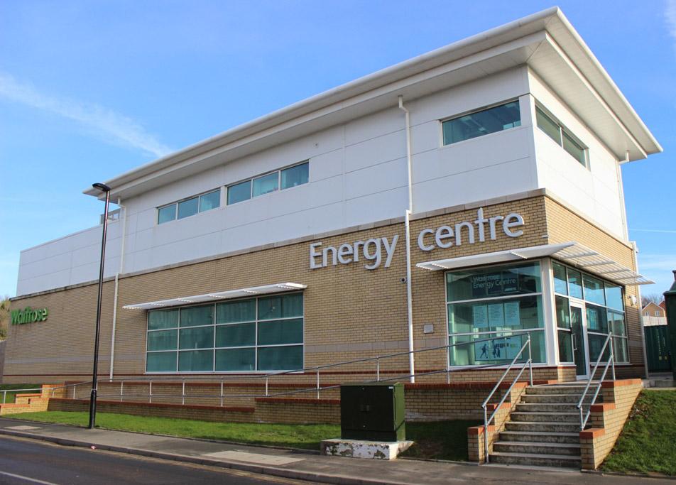 Waitrose Energy Centre