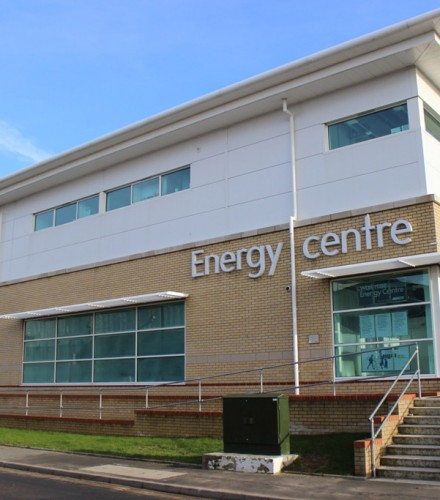 Waitrose Energy Centre
