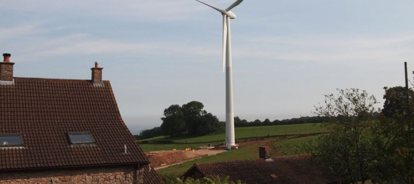 Great Dunkilns Wind Farm