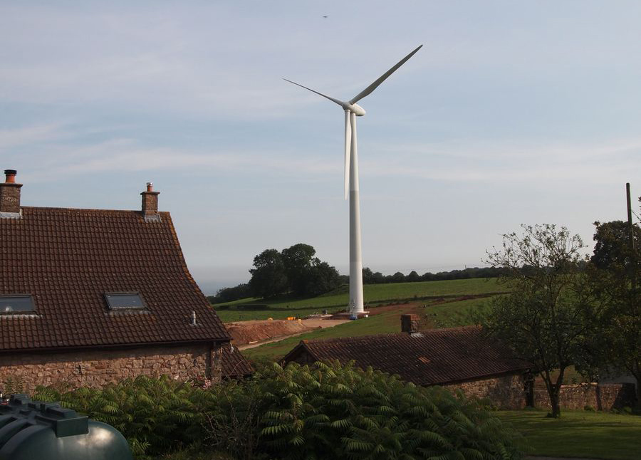 Great Dunkilns Wind Farm